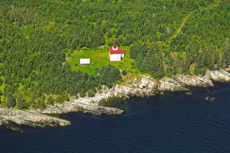 Isaac's Harbour Light House