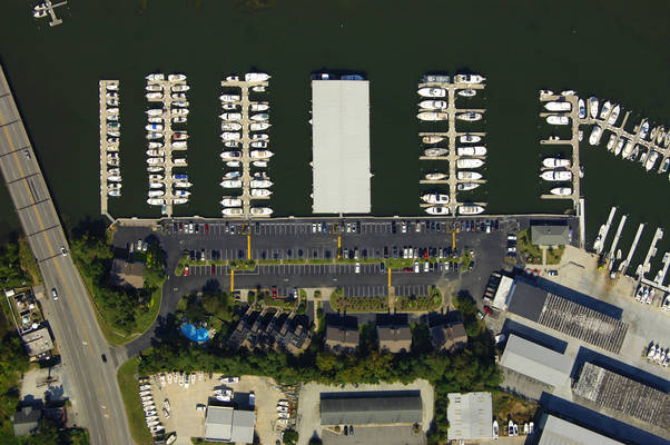 Bradley Creek Marina