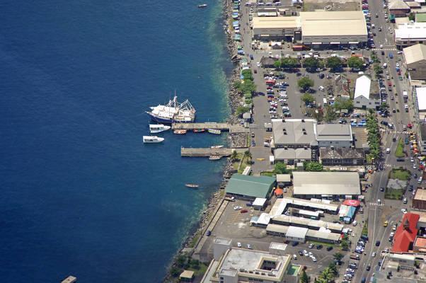 Kingstown Dock