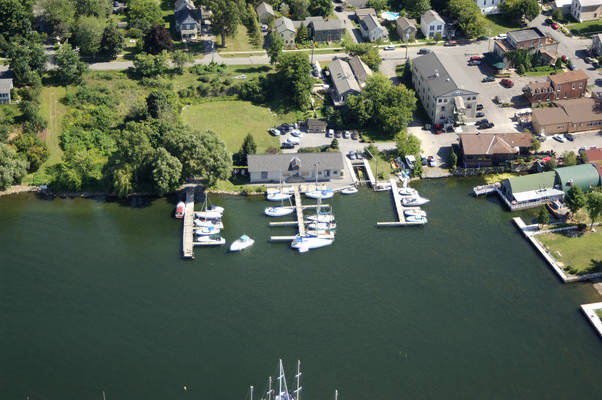 Sackets Harbor Town Dock