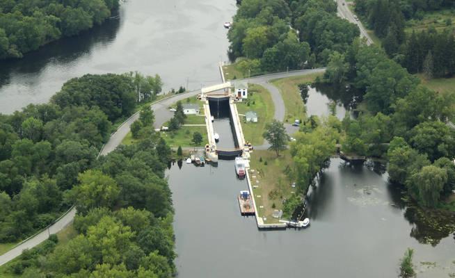 Champlain Canal Lock 5