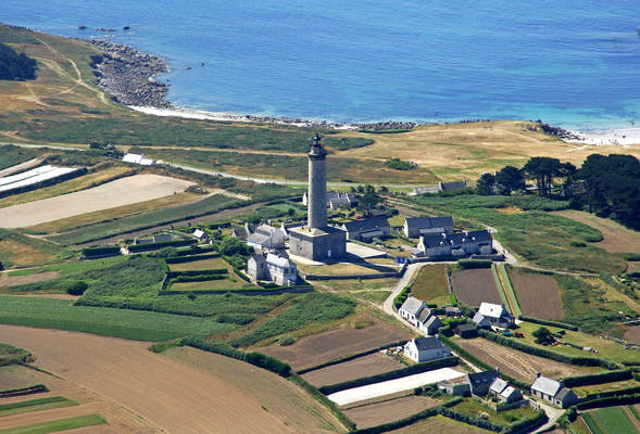 Ile De Batz Lighthouse