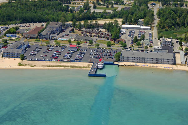 Mackinaw City Star Line Ferry