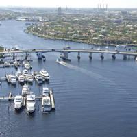 E Las Olas Boulevard Bridge