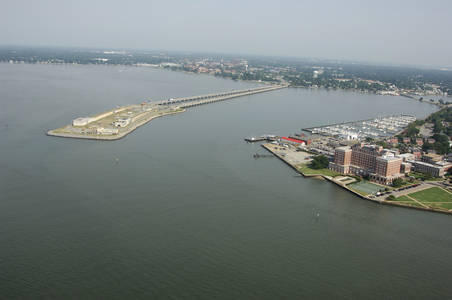 Phoebus Channel Inlet