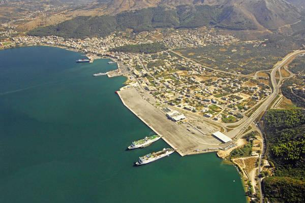 Limani Igoumenitsa New Harbour