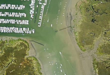 Lymington River Inlet
