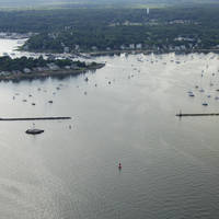 Wickford Harbor Inlet