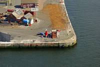 Ayr Harbour Front Range Light