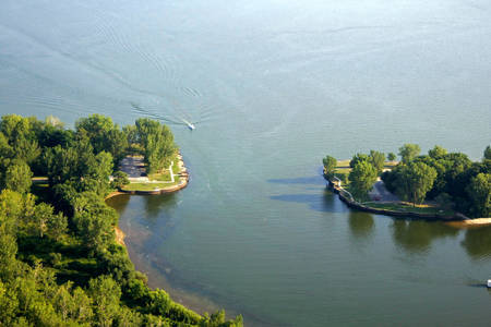 Presque Isle State Park Inlet