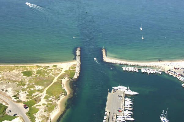 Menemsha Creek Inlet
