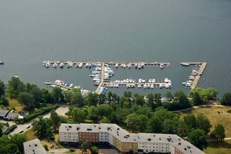 Haesselby Strand Smaabaatshamn Marina