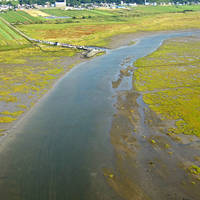 River Verte Inlet