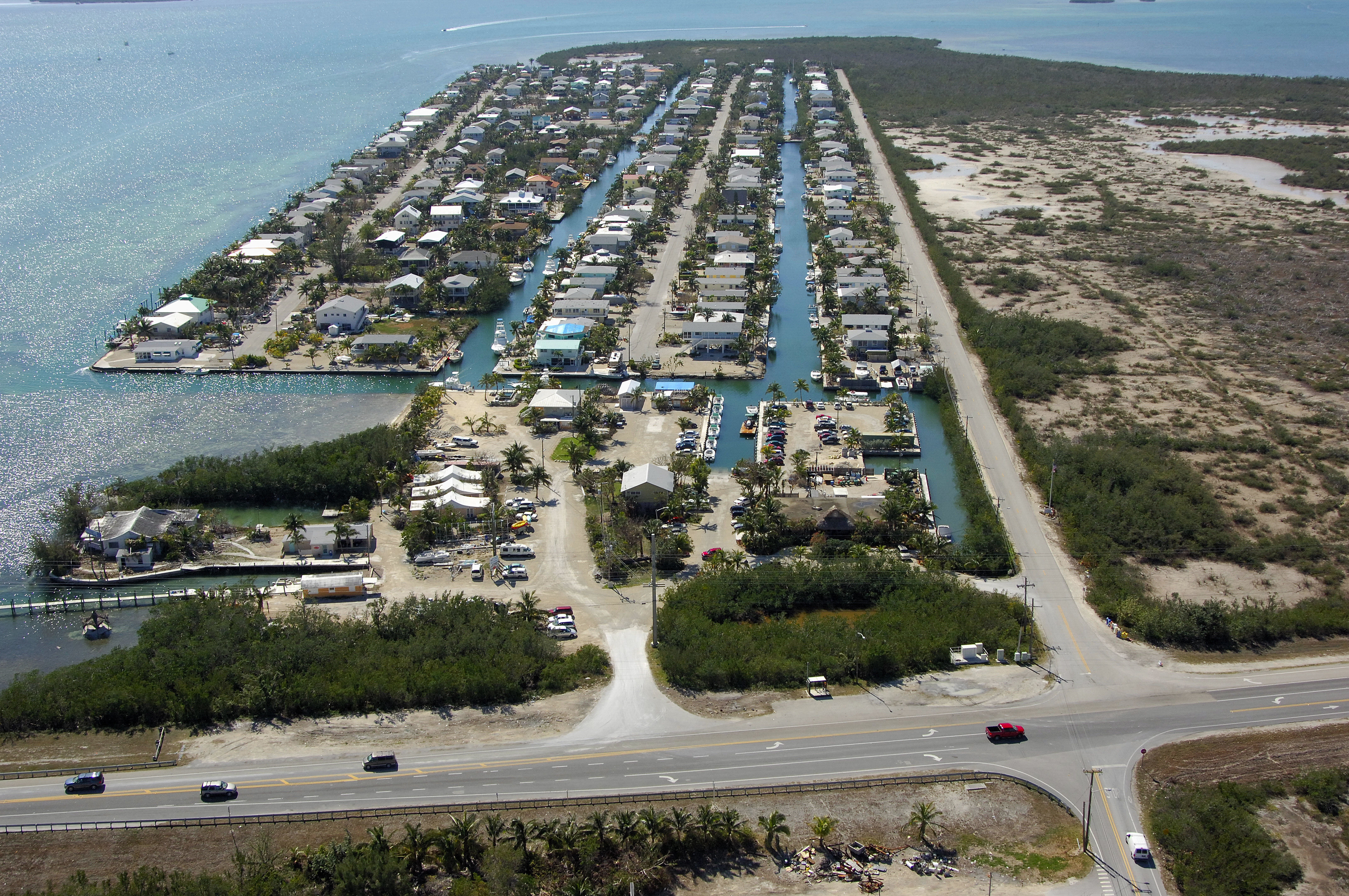 Dolphin Marina in Little Torch Key, FL, United States ...