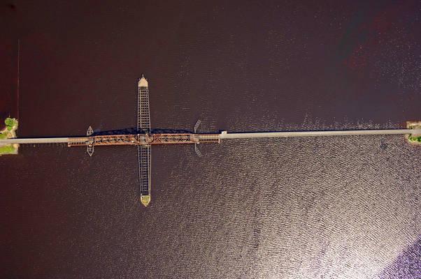 Burlington Northern Santa Fe RailRoad Bridge