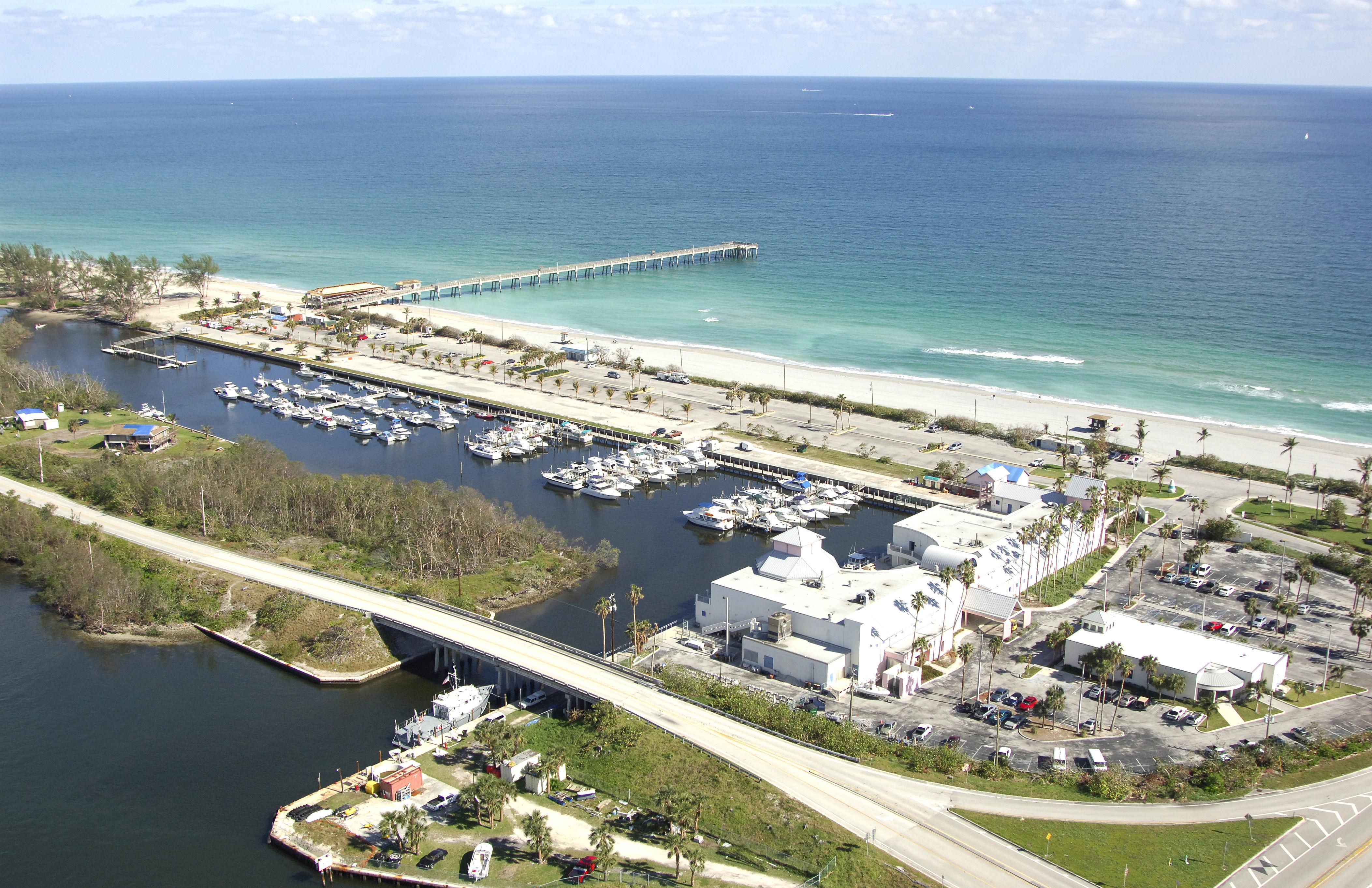 Dania Beach Marina In Fl