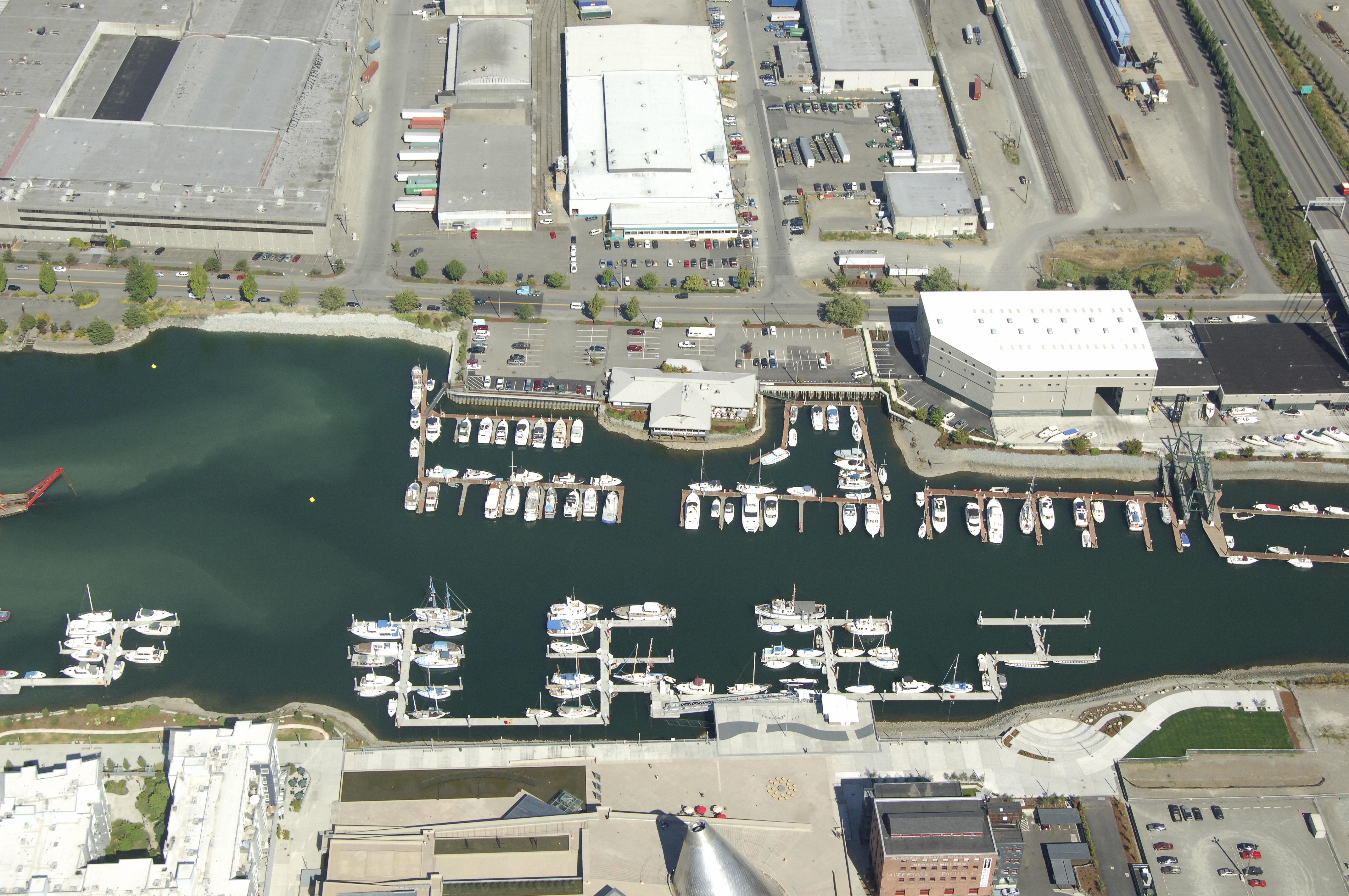 Johnny S Dock Restaurant Marina Tacoma Wa