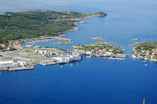 Kristiansund Meloya Harbour
