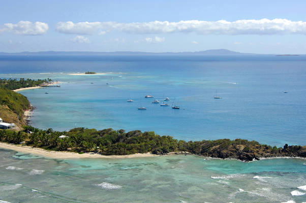 Isla Palominos Moorings