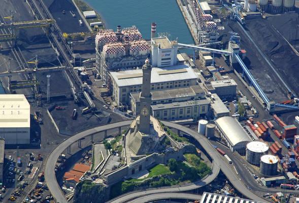 Lanterna di Genova Light (La Lanterna, Genoa Lighthouse)