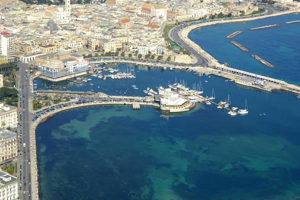 Bari Molo San Nicola Marina