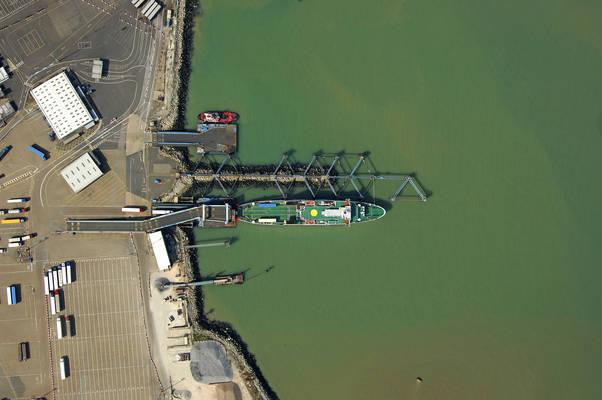Ramsgate Ferry Dock