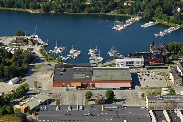 Gustavsberg Gasthamn Marina