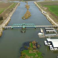 Honker Cut Swing Bridge