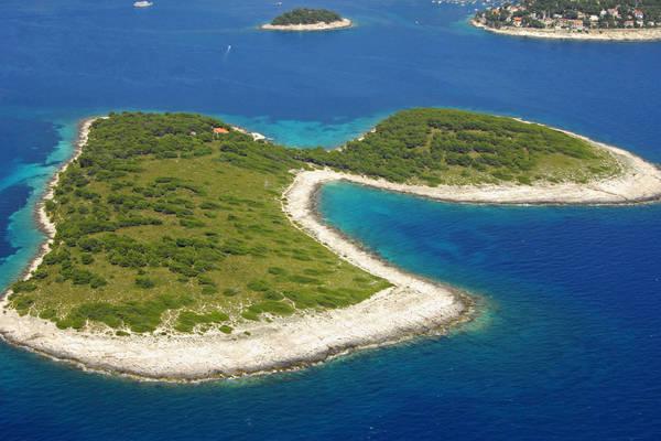 Jerolim Island Marina