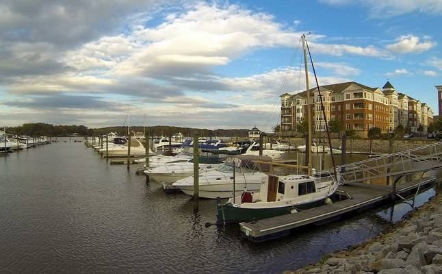 Belmont Bay Harbor Marina