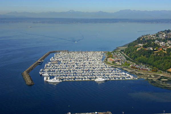 Elliott Bay Marina