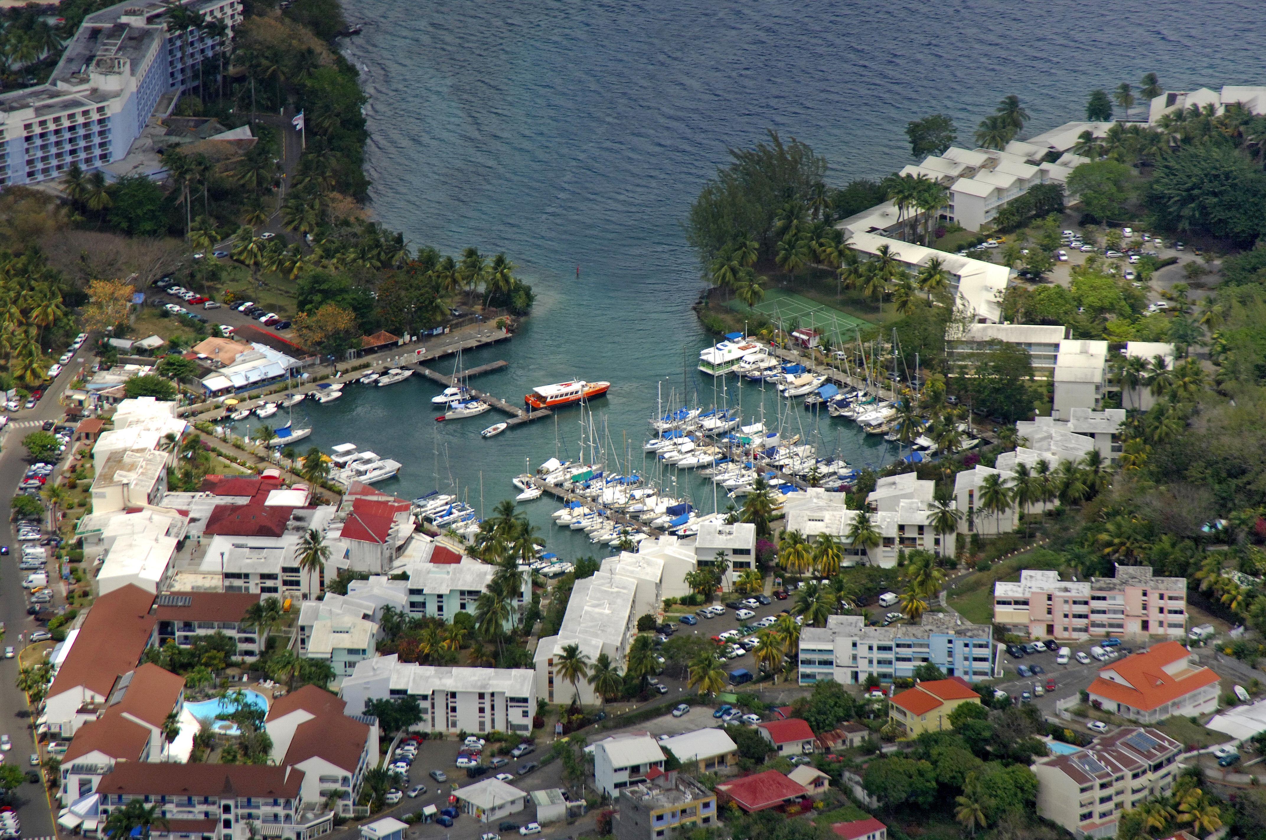 Somatras Marina in Fort-De-France, Martinique - Marina