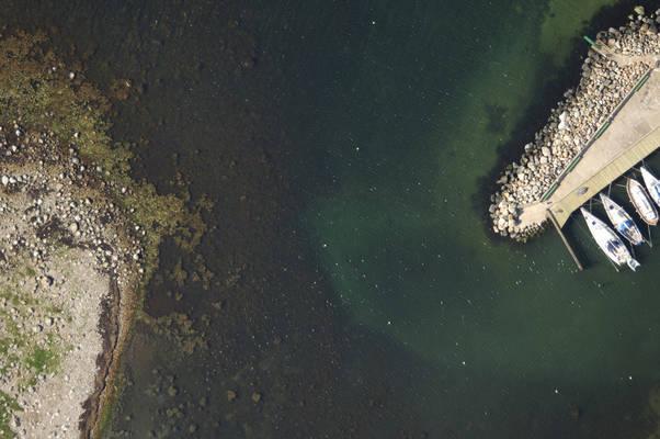 Lerhamn Harbor Inlet