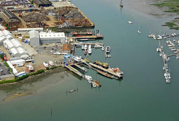 Saxon Wharf Marina