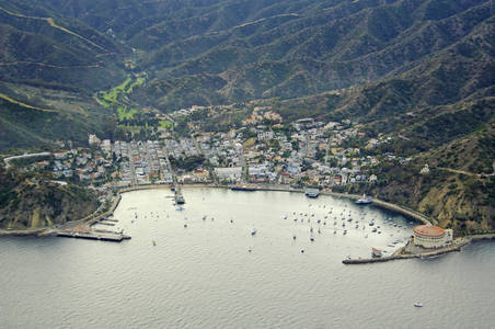 Avalon Bay - Catalina Island