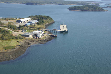 Port of Eastport Estes Head Terminal