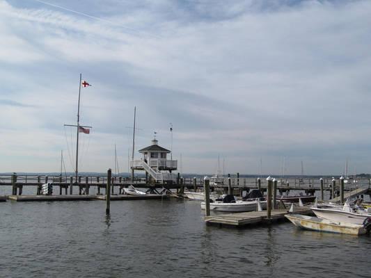 Perth Amboy Harbor
