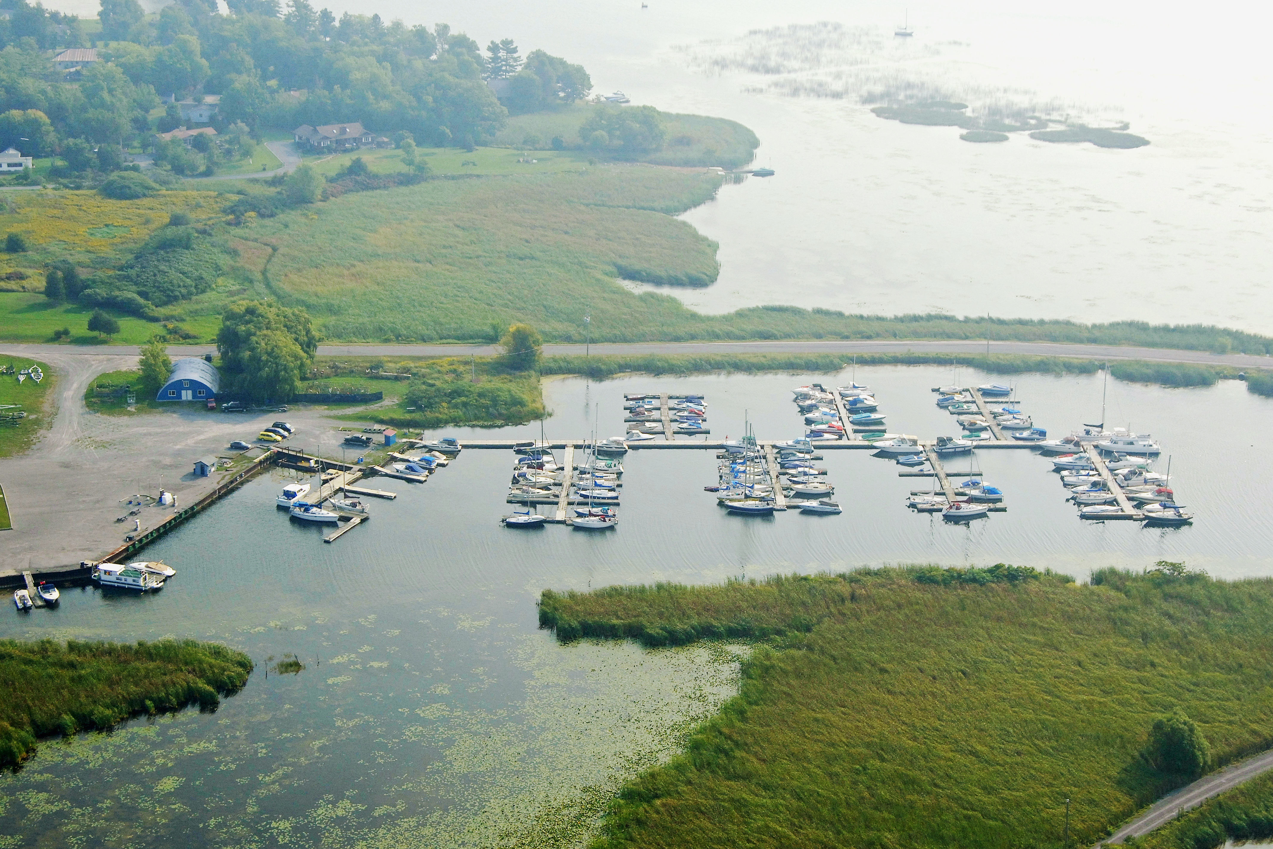 Treasure Island Marina Kingston