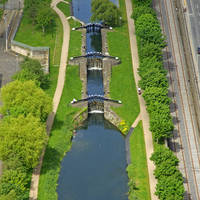 Royal Canal Lock 4