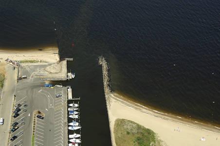Leonardo Harbor Channel Inlet