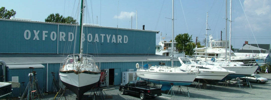 Brewer Oxford Boatyard & Marina