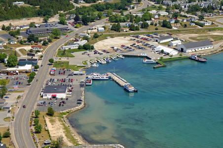 Star Line Mackinac Island Ferry