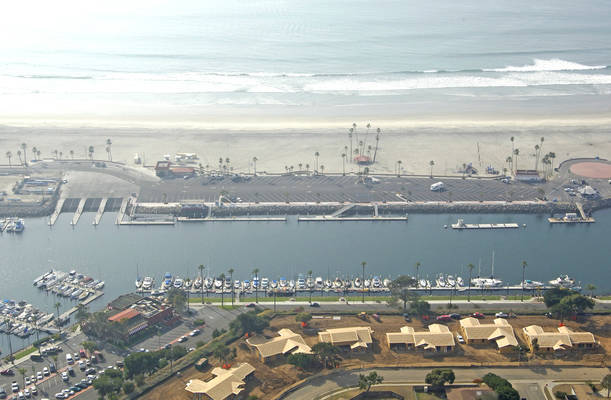 Oceanside Fuel Dock