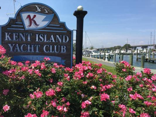 kent island yacht club in chester  md  united states - marina reviews - phone number