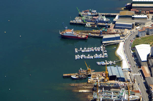 Agrupacion Nautica San Gregorio Marina