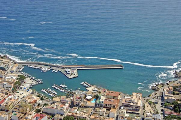 Puerto De Cala Ratjada Marina