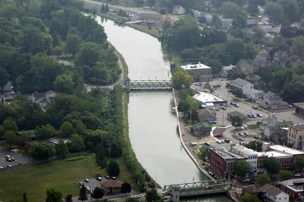Fayette Street Lift Bridge
