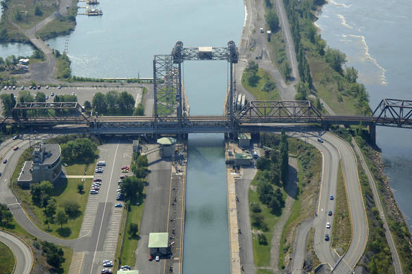 Canadian National Lift Bridge