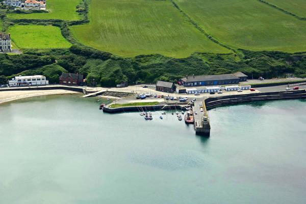 Port Erin Harbour