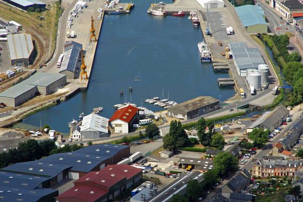 Fecamp Freycinet Basin Marina